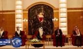 ملك البحرين يستقبل وزراء خارجية الدول الأربع في المنامة