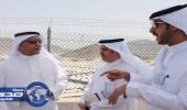 """بالصور.. الرئيس التنفيذي لـ """" المياه الوطنية """" يتفقد الاستعدادات الأولية لخدمة ضيوف الرحمن"""