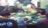 """بالفيديو.. رئاسة الحرمين تكشف حقيقة تجهيز """" محشي """" بساحات الحرم"""