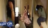بالفيديو.. لجين عمران تخدع صديقتها بمقلب مضحك