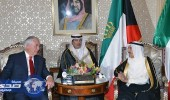 بيان مشترك لأمريكا وبريطانيا والكويت حول أزمة قطر