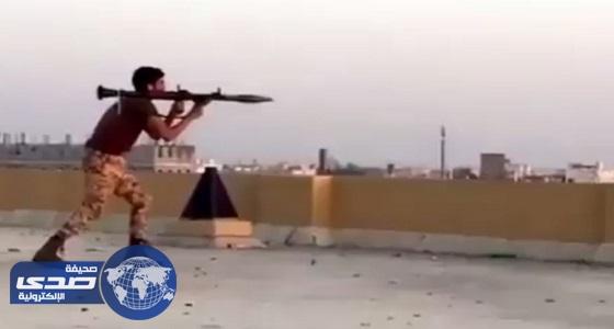 بالفيديو.. تطهير العوامية من الإرهابيين