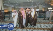 بالصور.. أمير الباحة يفتتح جامع ومجمع نخال الدعوي ويشيد بتصميمه