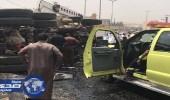أمانة الباحة تكشف ملابسات الحادث المروري المروع لعمال بني كبير