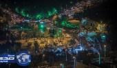 الباحة تستقبل 189 ألف زائر خلال 25 يومًا بمتنزه رغدان