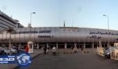 النيران تلتهم طائرة الخطوط التركية في مطار القاهرة