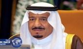 خادم الحرمين يتلقى برقية من أمير دولة الكويت يدين فيها حادث القطيف