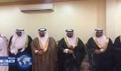 بالصور.. عائلة الذكرالله واليابا تحتفل بإبنهم عبدالعزيز