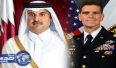 حالة من الغموض تسيطر على زيارة جنرال أمريكي لقطر