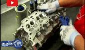 بالفيديو.. تعرف على كيفية صناعة محركات السيارات