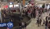 بالفيديو.. شبان يعتدون على فتيات بأفعال مشينة بمجمع تجاري في الخبر