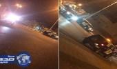 القبض على شباب لمضايقتهم النساء في متنزه الخزامى بسكاكا