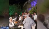 بالفيديو.. عرس لبناني يتحول الى كارثة