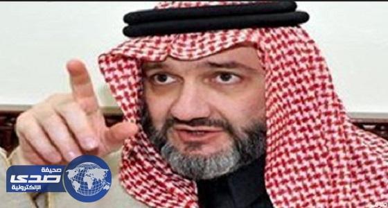 الأمير خالد بن طلال ينفي التسجيل الصوتي المنسوب له