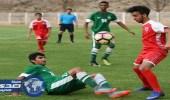 منتخب الناشئين يتعادل مع عمان