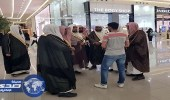 بالصور.. «هيئة مكة»: توزيع المواد التوعوية والهدايا خلال إجازة عيد الفطر