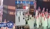 بالفيديو.. بدء توافد شيعة إيران إلى الكعبة المزعومة