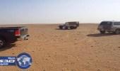 العثور على مواطنين مفقودين في الصحراء أحدهما متوفى