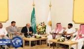 وفد من الهيئة السعودية للمهندسين يزور الهيئة الملكية بالجبيل