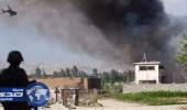 مقتل 16 مسلحًا بينهم أجانب في غارات جوية على طالبان وداعش بأفغانستان