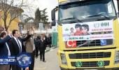 الجيش الروسي يقدم مساعدات إنسانية للسوريين بالقنيطرة