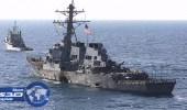 سفينة أمريكية توجه طلقات تحذيرية على قارب إيراني بالخليج