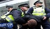 الشرطة البريطانية تعتقل مراهق شارك في هجمات إلكترونية دولية