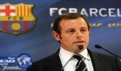 30 مليون يورو رشوة لرئيس برشلونة السابق من قطر