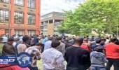 حملة طلابية لإلغاء قرار جامعة نيوكاسل إغلاق مسجدها