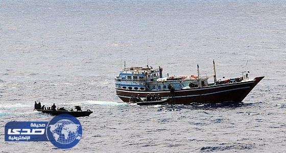 الحرس الثوري الإيراني يحتجز سفينة صيد سعودية