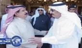 """ملك البحرين يشيد بجهود خادم الحرمين لإلغاء قيود دخول """" الأقصى """""""