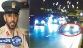 مقطع فيديو يبرئ سائق من تهمة دهس آسيوي في دبي