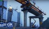 بالفيديو ..83 %نسبة إنجاز جسور قطار الرياض للمسار الأزرق