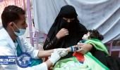 ارتفاع حالات الإصابة بالكوليرا إلى 1800 في اليمن