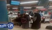 العاملون والمسافرون عبر مطار أبها يشتكون بسبب تعطل التكييف ليومين