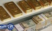 العثور على حقيبة فيها آلاف الدولارات و 22 سبيكة ذهبية أسفل شجرة