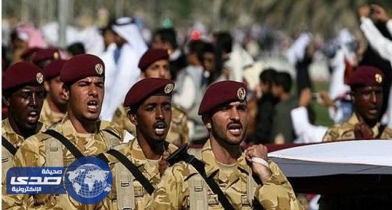 وثيقة مسربة تكشف حدوث انشقاق بالجيش القطري