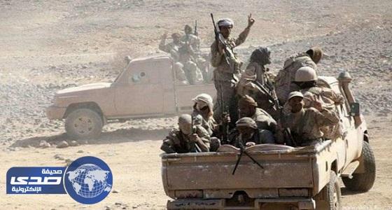 الجيش اليمني يحرز تقدما جديدا في ميدي