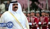 مقتل القذافي ونجله يحاصر أمير قطر السابق
