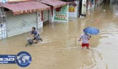 مصرع 10 صينيين جراء الأمطار الغزيرة في قوانغشي