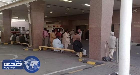 """11 ألف إصابة غير مرورية بـ """" سعود الطبية """" خلال 6 أشهر"""