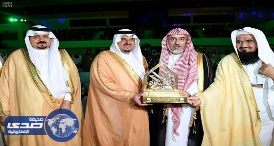 بالصور.. أمير الرياض يرعى حفل النوادي الصيفية بجامعة الإمام محمد بن سعود