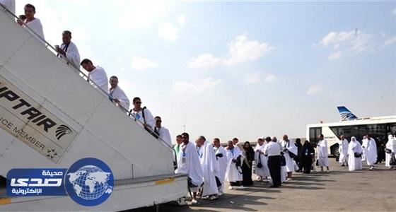انهيار 18 حاجا إفريقيا بعد رفض شركة طيران نقلهم من القاهرة