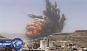 مقتل قيادات عسكرية موالية للمخلوع صالح بقصف جوي