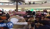 مدني عسير يواصل فعاليات المعرض التوعوي