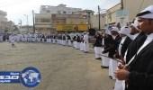 """فرقة """" الواديين """" تشارك في فعاليات صيف بلجرشي بالباحة"""