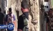 بالفيديو والصور.. تواجد أمن الدولة داخل حي المسورة بعد تطهيره