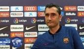 المدير الفني لبرشلونة: أتمنى أن ندعم الفريق بمزيد من الصفقات