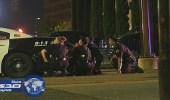 شخص يطلق النار داخل القنصلية الصينية في لوس أنجلوس