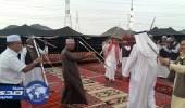 بالصور.. سياحة مكة تشيد بالمخيم الأول لحجاج جنوب شرق آسيا